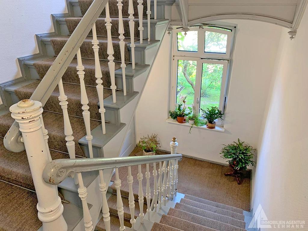 Treppe-Haupthaus